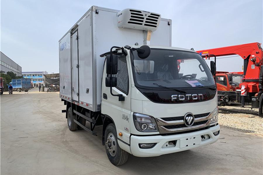 福田时代冷藏车4.2米