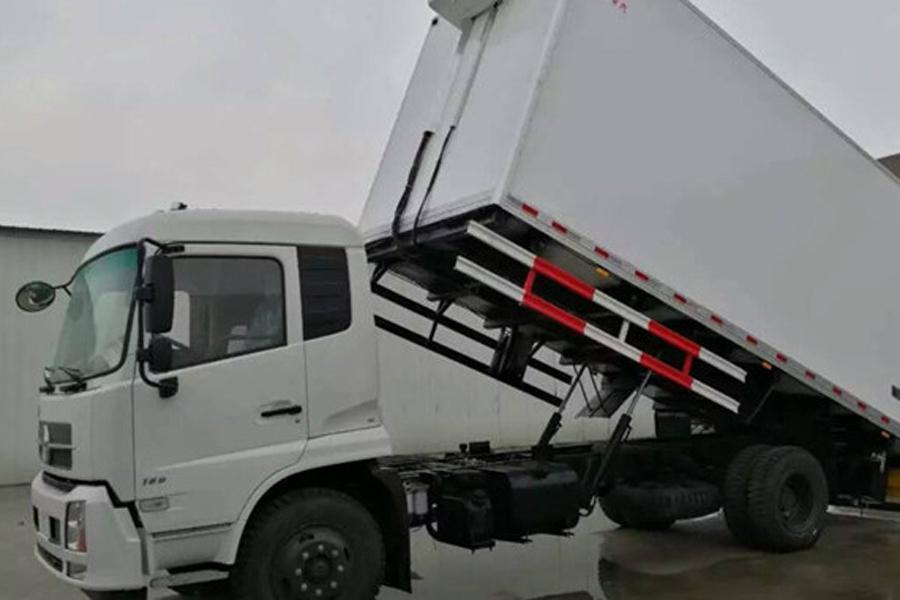 东风天锦动物无害化处理车