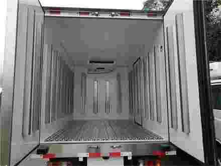庆铃五十铃冷藏车3.1米冷藏车主要技术参数厂家