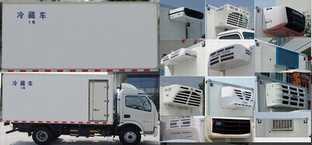 东风牌冷藏车日常使用应该如何操作?