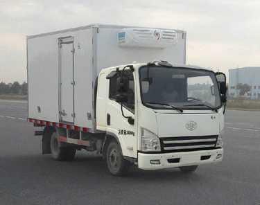 品质最优的解放牌冷藏车(CA5031XLCP40K2L1E4A85)