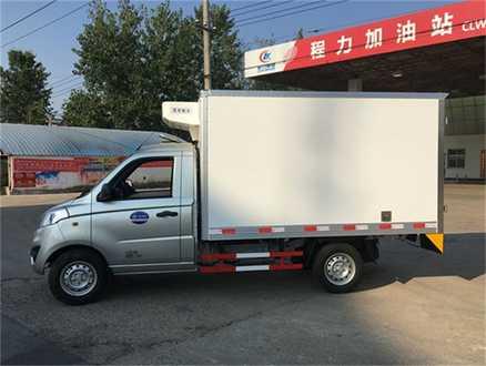 福田伽途冷藏车2.8米