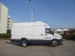 夏日炎炎,冰熊牌冷藏车(BXL5048XLC)为您带来清凉