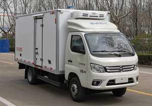 品质最优的福田牌冷藏车(BJ5040XLC-AA)青岛冷藏车物