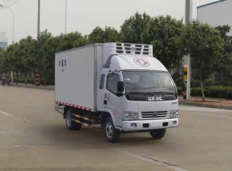 东风牌冷藏车(EQ5041XLCL7BDFAC)的特点