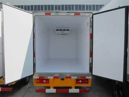 福田驭菱冷藏车2.6米,城市冷藏运输最佳首选车型