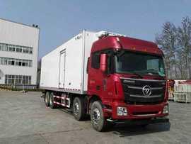 欧曼牌冷藏车(BJ5319XLC-AB)产品细节及车型解读