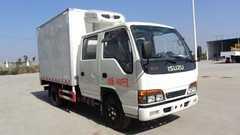 为您介绍热销车型程力威牌(CLW5041XLCQ4)冷藏车的工