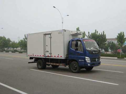 新款福田牌冷藏车(BJ5049XLC-AB),抢占先机!