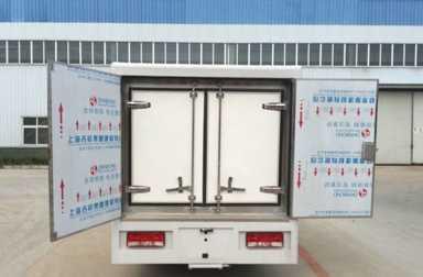 江淮皮卡药品冷藏车的配置及规格型号