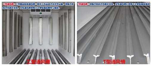 江淮康玲3.1米汽油版冷藏车