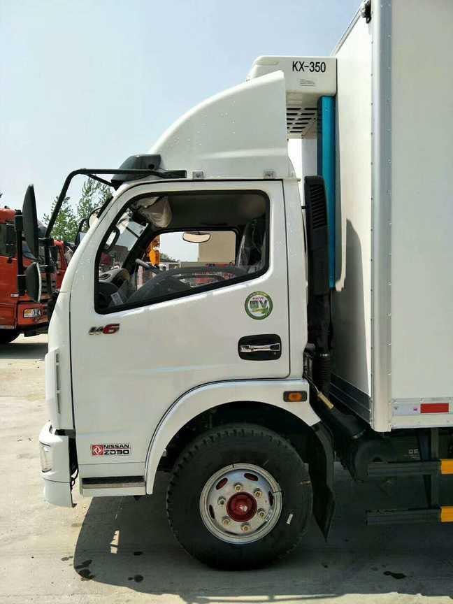 东风冷藏车价格_东风凯普特4.2米货厢多少钱?