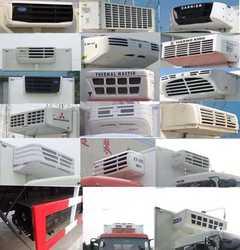 冰熊牌冷藏车(BXL5164XLC)车厢工艺结构是什么样的