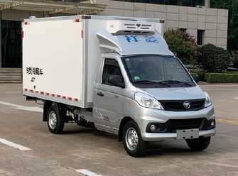 福田牌冷藏车(BJ5030XL冷藏车JV5-01)产品细节及车型