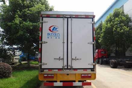 东风凯普特冷藏车5米