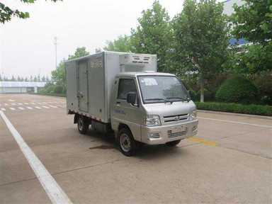 论冷藏车车厢材料构成和日常保养二手冷藏车