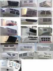 论冷藏车车厢材料构成和日常保养
