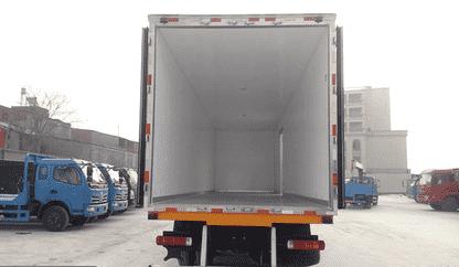 福田欧曼9.6米冷藏车价格直降最低