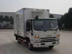 江淮牌冷藏车(HF江淮牌048XLCP71K1C2)的特点