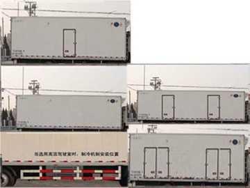 开乐牌冷藏车(AKL5310XLCZZ01)产品细节及车型解读