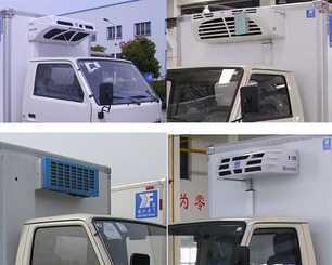 冷藏车与普通车辆的温度区别在哪里?
