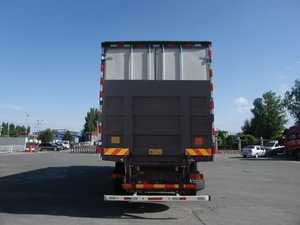 欧曼牌冷藏车(BJ5312XLC-XB)的特点