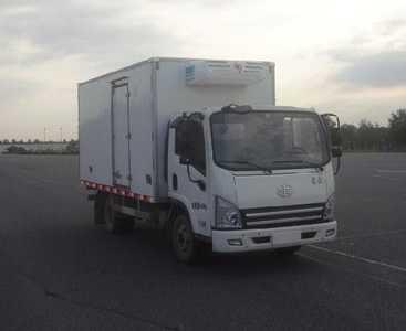 解放牌冷藏车(CA5041XLCP40K2L1E4A84)的特点