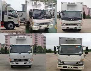 江淮牌冷藏车哪个厂的质量好?