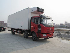 解放牌冷藏车(CA5250XLCP62K1L7T3E4)产品结构和技术发
