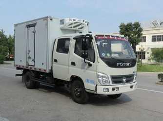 为您介绍热销车型福田牌冷藏车(BJ5049XLC-FC)的工作