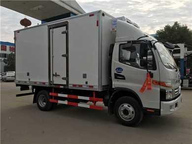 冷藏车运输环节和冷藏食物分类