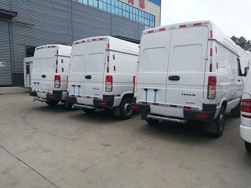 食品医疗疫苗冷链冷藏运输车