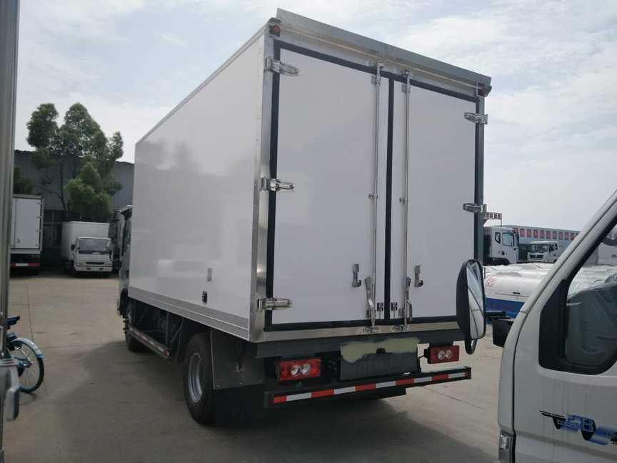 冷藏车厢体参数_福田系列冷藏车介绍