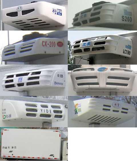 冷藏车保养知多少?福特全顺冷藏车报价