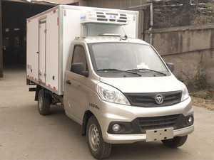 夏日炎炎,福田牌冷藏车(BJ5020XLC3JV5-02)为您带来