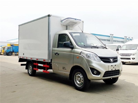 福田祥菱2.8米冷藏车