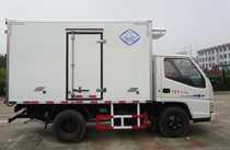 为您介绍热销车型冰熊牌(BXL5046XLC)冷藏车的工作
