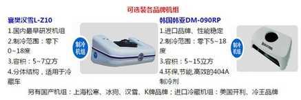 程力江淮格尔发6.8米冷藏车