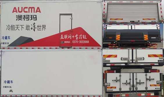 怎么保养冷藏车?全国干线冷藏车保有量