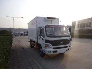 品质最优的冰熊牌冷藏车(BXL5041XL冷藏车)