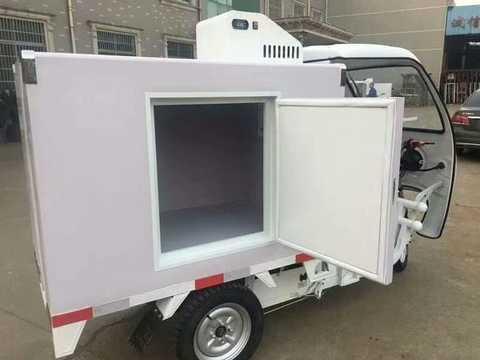 电动冷藏车价格_新能源冷藏车来啦!