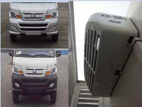 夏日炎炎,蓝速牌纯电动冷藏车(BYN5040XLCBEV)为您带