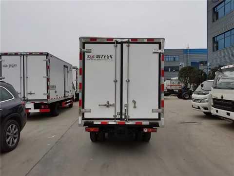 各种大小型冷藏车定制报价