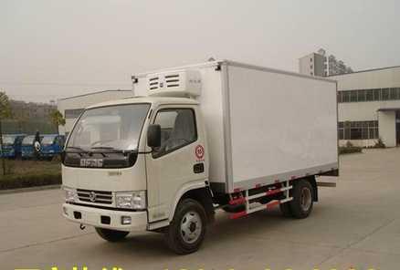 东风凯普特5米冷藏车