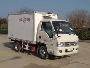为您介绍热销车型冰熊牌冷藏车(BXL5032XLC)的工作