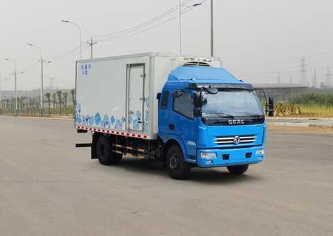 东风牌冷藏车(EQ5130XLCL8BDFAC)参数配置图片
