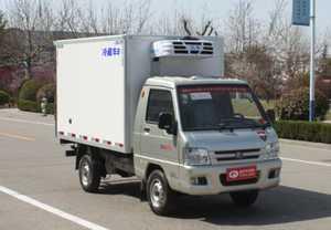 为您介绍热销车型福田牌(BJ5020XLC-AA)冷藏车的工作