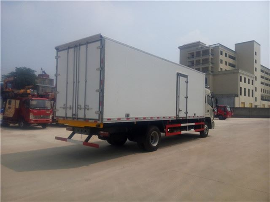 冷藏车品牌报价_江淮面包冷藏车价格