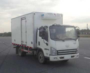 解放牌冷藏车(CA5043XLCP40K2L1E4A84)最新价格和配置参