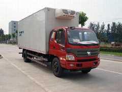 福田牌冷藏车(BJ5149XLC-XA)的特点